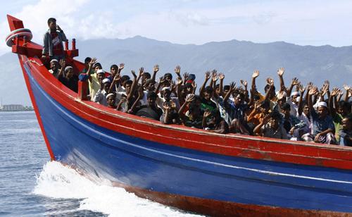 Exodus of Rohingya Muslims from Myanmar
