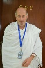 Hajj Maria is a Belgian Revert Muslim Preacher