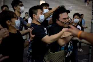 Hong Kong's Pro Democracy Protersters