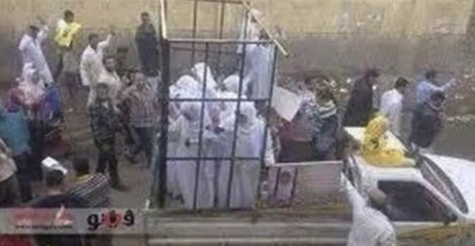 ISIS Sold Captured Muslim Women to Jews in Israel