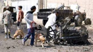 Quetta Bomb Blast on Sipini Road