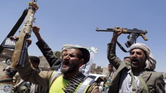 Shia Ansarullah Fighters takes control of BOrder Post Along Saudi Arabia
