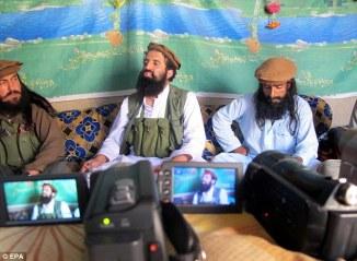 TTP spokesperson Shahid ullah Shahid