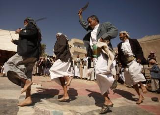 Yemeni Shia Houthi's Celebrate Eid al Ghadeer