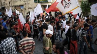 Anti Regime Protest continue in Bahran