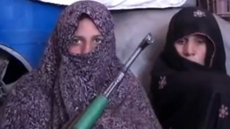 Reza Gul - Afghan Mother Kills Taliban Fighter