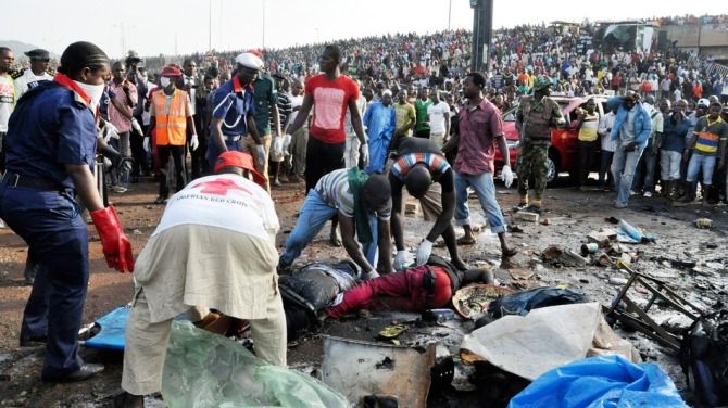 Suicide Attack at Ashura Procession in Yobe State , Nigeria