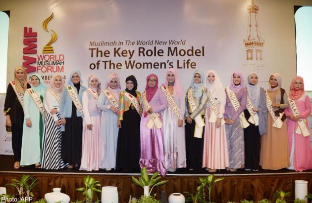World Muslimah 2014  f