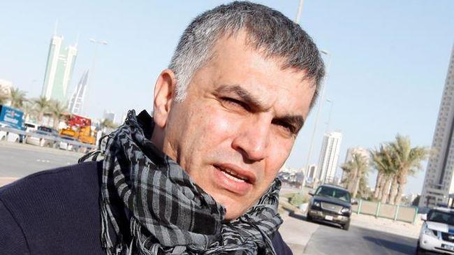 Bahrain Human Rights Center Chief Nabeel Rajab