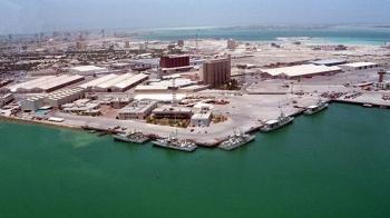 Britain Re Opens Naval Base in Bahrain