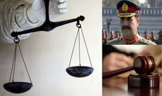 Military Courts Only Solution for eliminating terrorism from Pakistna