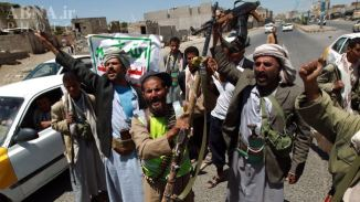 Shia Ansarullah fighters takes control of Military Academy of Yemen