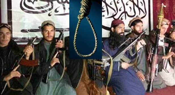 Taliban Terrorists Ready to be Hanged in Pakistan