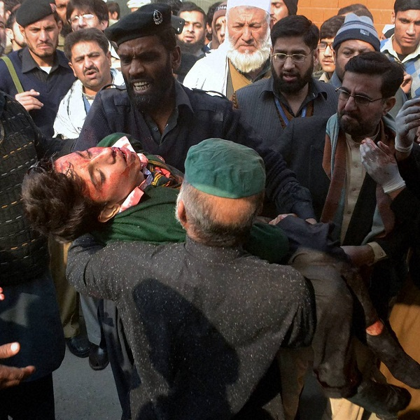 TTP Terrorists Kills 132 Children In An Attack On An Army