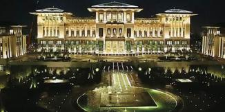 Turkey's Presidential Palace has 1150 Rooms