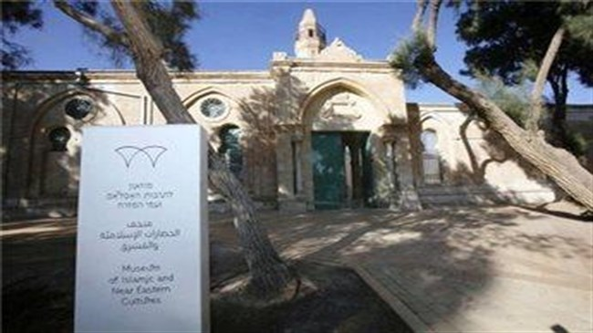 Zionist Regime turns Ancient Mosque into a Museum