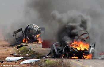 4 Israeli Soldiers Killed in Hezbollah's Missile attack (2)
