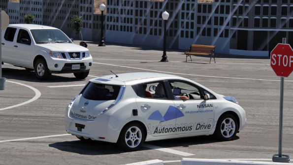 Driverless  Car Market UpSurge