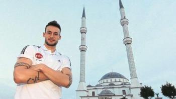 German Footballer Danny Blum embraces Islam