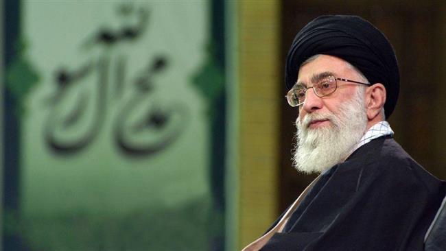 Iran's Supreme Leader Ayatullah Syed Ali Khamenai