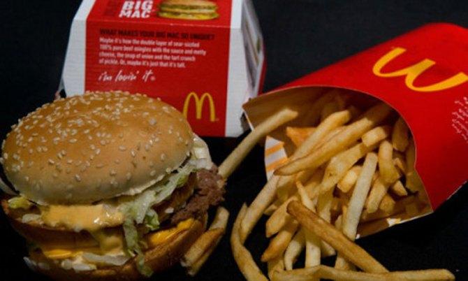 McDonald Using Sub Standard Meat in Pakistan