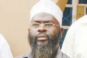 Muslim Cleric Sheikh Ibrahim Hassan Kirya from Uganda