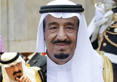 Saudi King Salman Bin Abdul Aziz takes Over as King Abdullah Dies