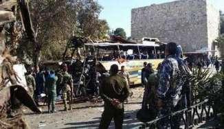 6 Shia PIlgrims Martyred in a Terrorist Attack in Syria