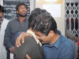 Blast And Suicide attack at Qasre Sakina Imambargah , Pindi , Pakistan