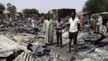 Boko Haram Terrorists Kills 30 in Adamwa Village , Nigeria