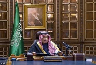 Saudi King Salman Bin Abdul Aziz