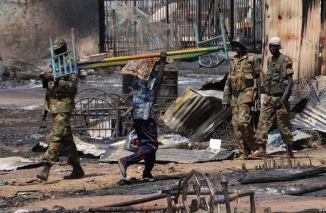 54 Sudan Govt Soldiers Killed by Rebels