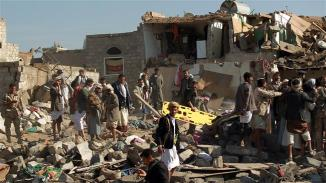 Saudi Led Aggression enters 5th Day as atleast 200 Killed in Air Strikes on Yemeni People