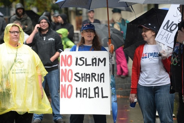 Anti Islam Rallies Across Australia