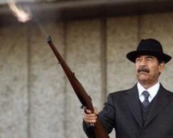 Ex President of Iraq Saddam Hussain