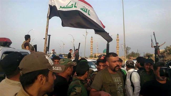 Iraqi Forces Retake Ramadi from ISIL Terroriists