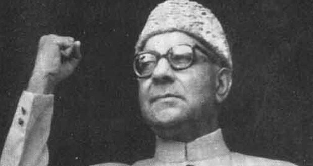 Pakistan's First PM Liaqat Ali Khan
