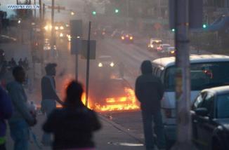 Racial Discrimination against Blacks erupts violence in Maryland
