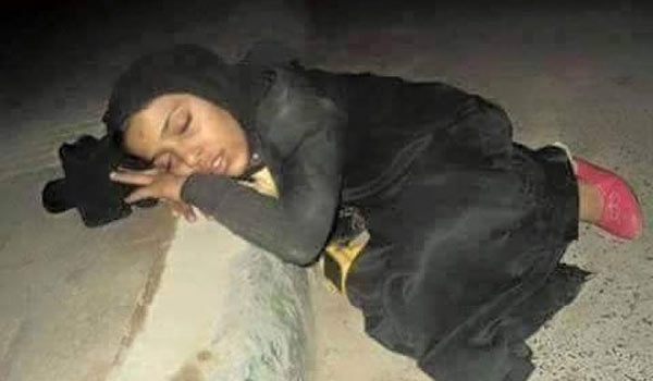 Saudi Bombers Kills Innocent Sunni Scholl Girls