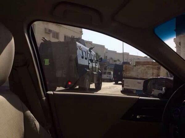 Saudi Forces Storm Shiite Majority City of Awamiya