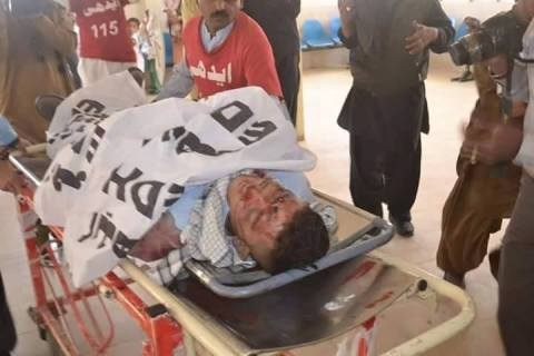 Shaheed Pilgim of Shia Hazara , Bus Attack 27 Apr 2015 a