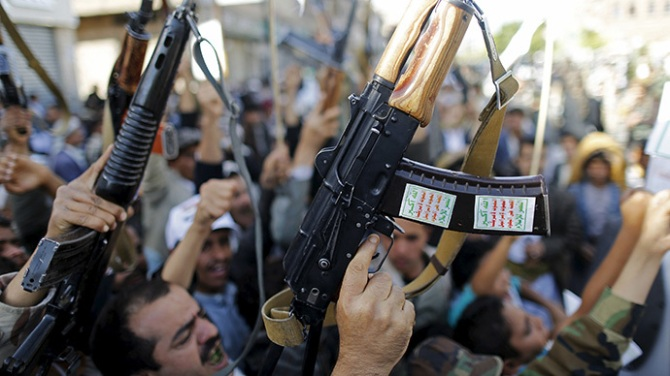 Shia Houthi Threatens to Attack Saudi Arabia it Air Strikes Continue