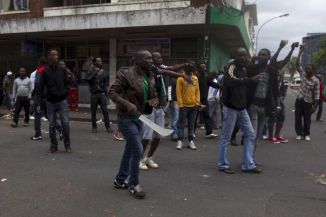 South Africa Griped By Anti Immigrant Violence
