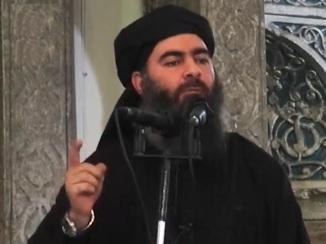 Wahabi Terrorist Caliph , Abu Bakar Al Baghdadi