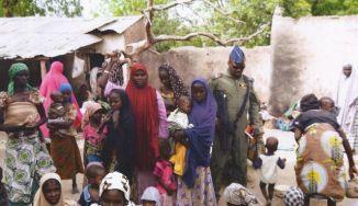 Boko Haram abducted Nigerain Girl Pregnant