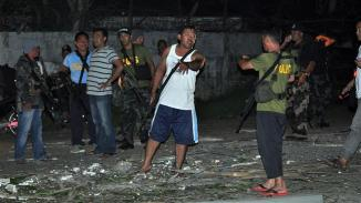 Bomb Blast at a Mosque in Philippines