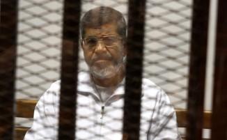 Egypt's Ex President Hosni Mubarak Behind Bars. a