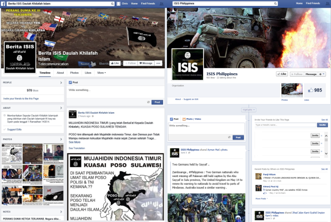 ISIS Recruiting Fresh Badges through Social Media Campaign
