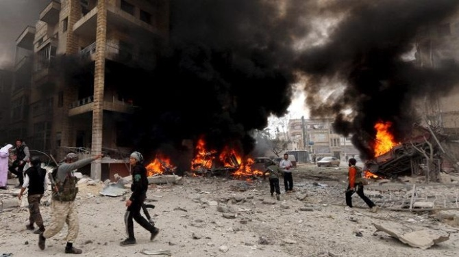 US Led Airstrikes Killing Innocent Syrian Civilians