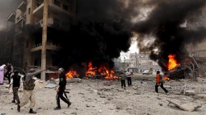 US Led Airstrikes Killing Innocent Syrian Civilians